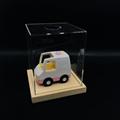 亚克力玩具展示架 定制亚克力盒子  有机玻璃公仔玩具手办展示盒 3
