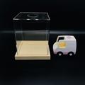 亚克力玩具展示架 定制亚克力盒子  有机玻璃公仔玩具手办展示盒 4
