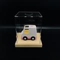 亚克力玩具展示架 定制亚克力盒子  有机玻璃公仔玩具手办展示盒 8