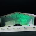 亞克力展示架 聖誕燈展示架聖誕燈 led展示架 1