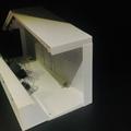 亚克力展示架 圣诞灯展示架圣诞灯 led展示架