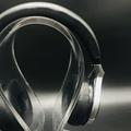 商场耳机展示架 亚克力耳机展示架 高光亮度耳机展示架 3