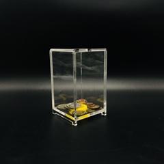 亞克力存錢罐儲錢罐 有機玻璃透明小費盒 定製創意亞克力盒