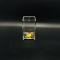 亞克力存錢罐儲錢罐 有機玻璃透明小費盒 定製創意亞克力盒 2