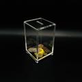 亞克力存錢罐儲錢罐 有機玻璃透明小費盒 定製創意亞克力盒 3