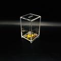 亞克力存錢罐儲錢罐 有機玻璃透明小費盒 定製創意亞克力盒 4