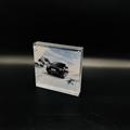 亚克力12+12mm相框 水晶可定制相框 广告相框促销 3