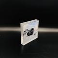 亚克力12+12mm相框 水晶可定制相框 广告相框促销 4