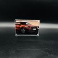 亞克力12+12mm相框 水晶可定製相框 廣告相框促銷