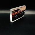 亚克力12+12mm相框 水晶可定制相框 广告相框促销 6