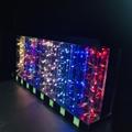 亞克力展示架 有機玻璃聖誕燈展示架 發泡板展示架 led展示架
