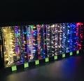 亞克力展示架 有機玻璃聖誕燈展示架 發泡板展示架 led展示架 6