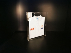 acrylic jersey display case,Acrylic Jersey Display Case with Clear Back