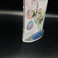 亞克力台卡 A4展示牌 強磁台簽桌牌廣告擺台表價格桌卡台架台簽架 5