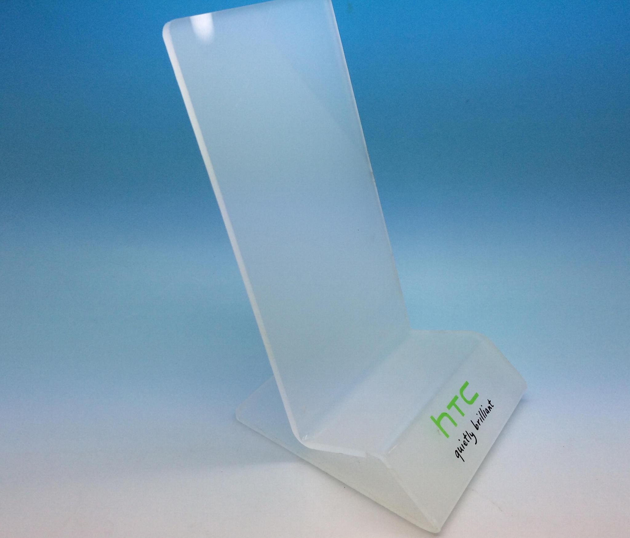 亞克力手機展示架 手機支架,亞克力透明手機展示架 4