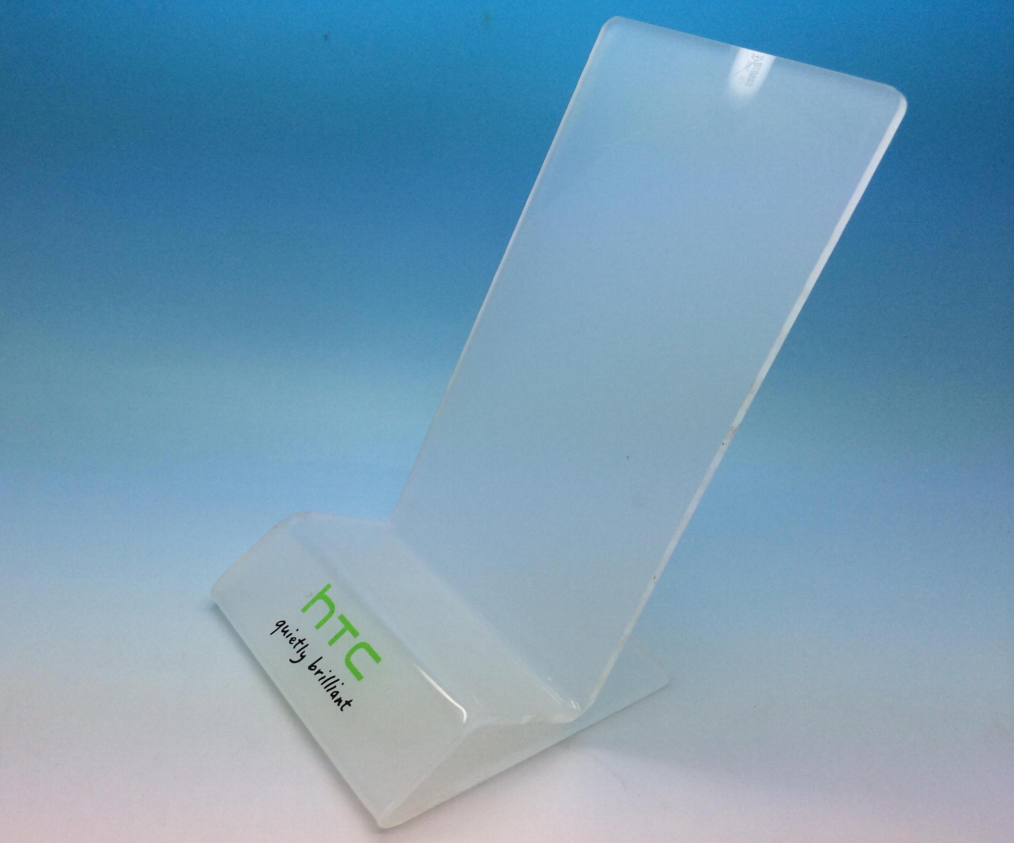亞克力手機展示架 手機支架,亞克力透明手機展示架 5
