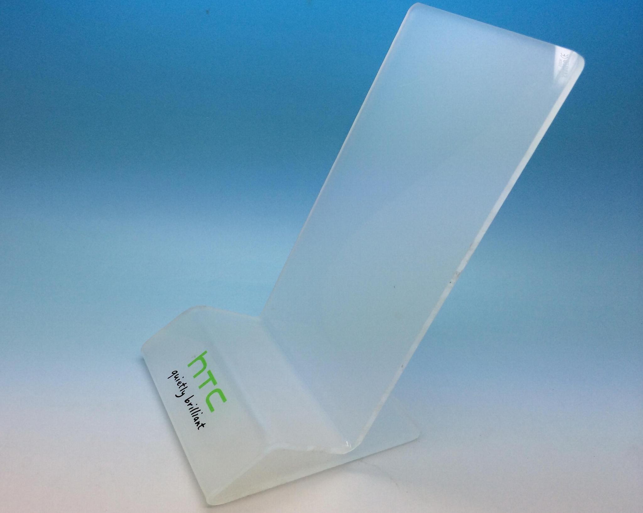 亚克力手机展示架 手机支架,亚克力透明手机展示架 9