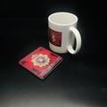 英国  杯垫-是英国  部队现任或前任议员的完美礼物。军事杯垫,军队,退伍军人礼物