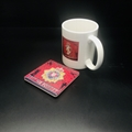 Military coasters, army, veteran gift, Lest we forget gifts