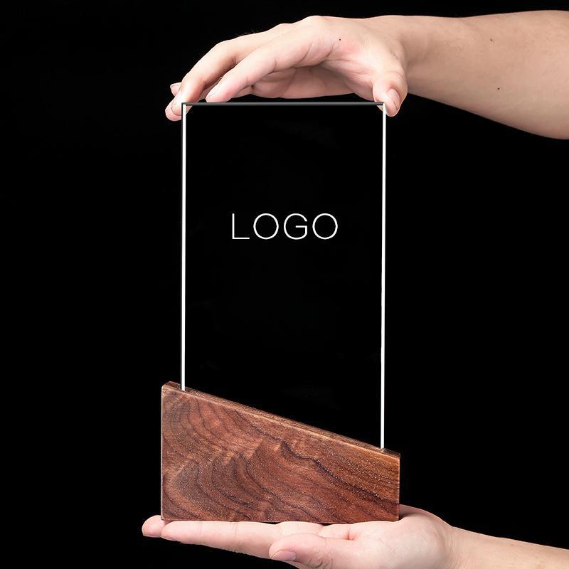 紀念獎, 木製  牌,木製廣告牌