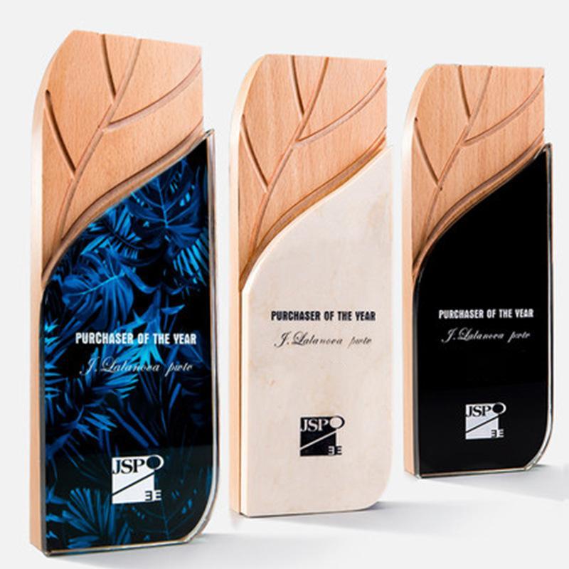 纪念奖, 木制水晶纪念币相框 ,木制雕刻