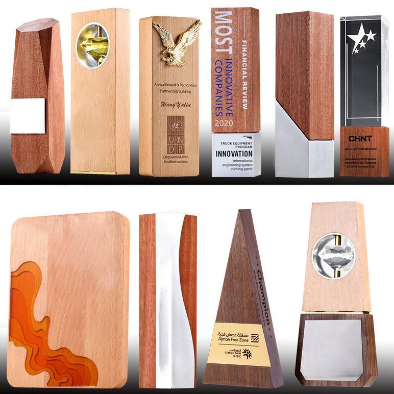 木製獎- 獎杯設計,木製木製紀念杯