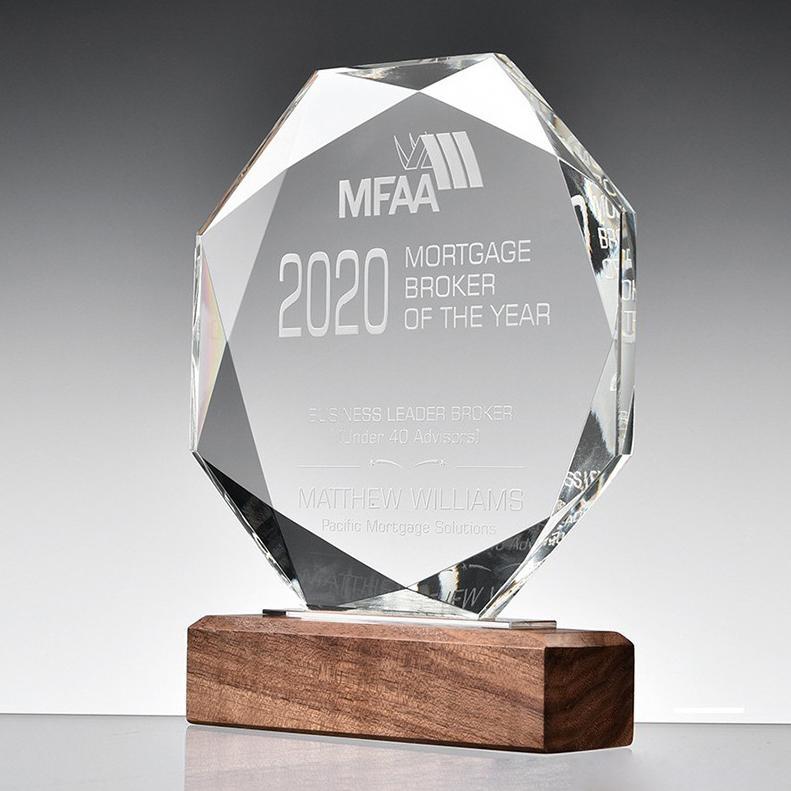 獎杯定製實木創意獎杯免費刻字紀念品高檔木質獎杯榮譽獎牌製作