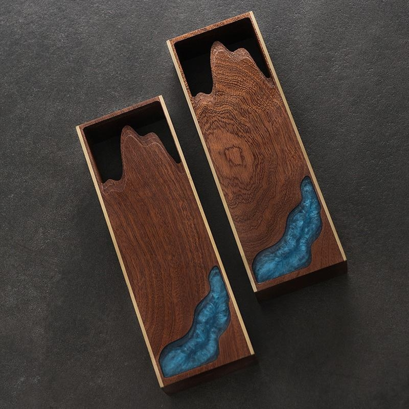 創意新款木質獎杯定製定做實木獎牌年會頒獎免費刻字