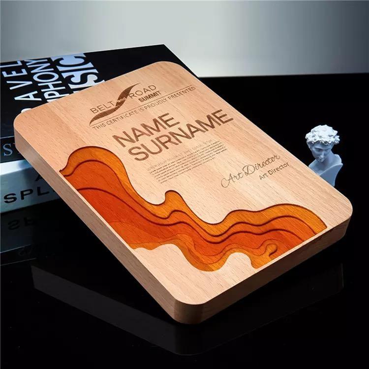 獎牌定製定做木質  牌獎杯榮譽牌匾水晶金箔木托加盟  書製作