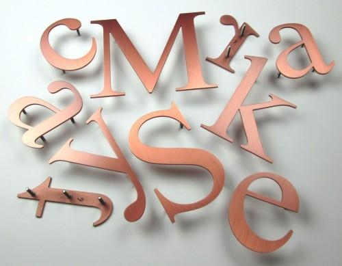 copper letter,Custom Metal Signs, Custom Aluminium Signs