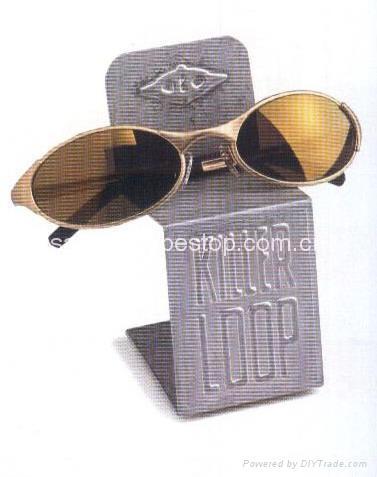 壓克力眼鏡陳列架 3