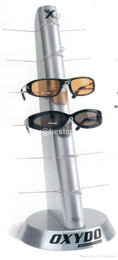 壓克力眼鏡陳列架 4