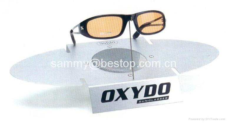 壓克力眼鏡陳列架 5