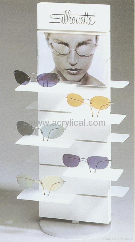 eyewear display stand/rack display/countertop display 3