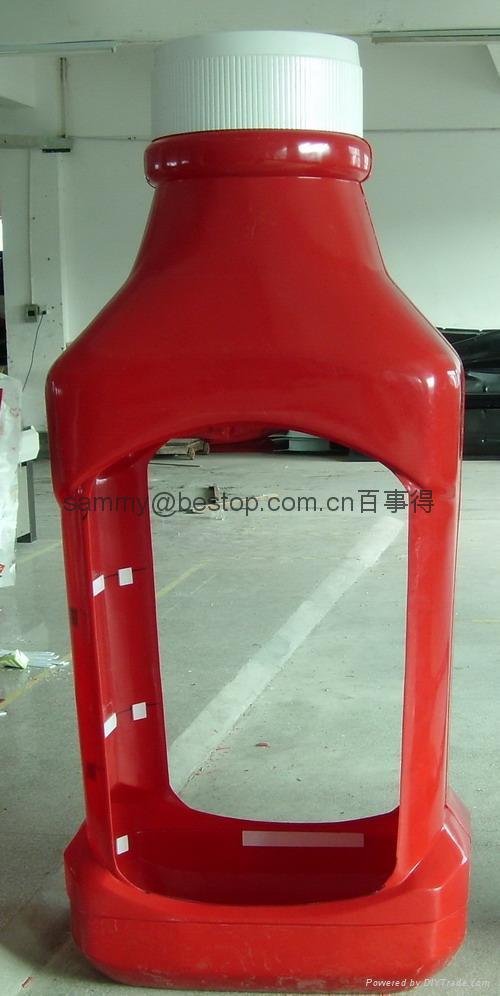 ABC,acrylic ,PS厚吸塑產品 1