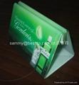 有机玻璃-餐牌座(acrylic menu holder) 3