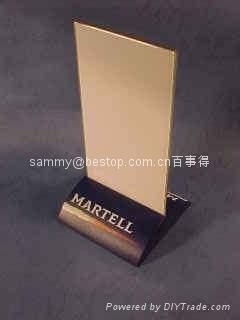 acrylic table menu stand /acylic menu holder ,Acrylic display stands, Acrylic sign letter ,Acrylic photo Frame,Literature displays, Brochure holders, Acrylic sign holder,Menu stand,Promotion gifts,Cell phone display stands, Acrylic Easel Book Holder Rack,Acrylic display case/Box ,Diecast car display case ,Trophies, Artistic ,POP display stands,Acrylic coaster,Jewelry display stand,dome display, eyewear display stands,LED lighting  Box,Poster display,LED display stands,Watch display stand,Counter top display stand,POP stand,POP display,Floor Standing Unit ,PETG,PVC,Vacuum forming,Window display stand,Acrylic Award,Cosmetic display,metal display rack, acrylic display rack.wooden display rack,retail shop display stand