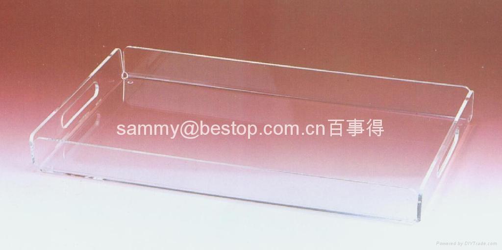 Acrylic tray,acrylic display stand