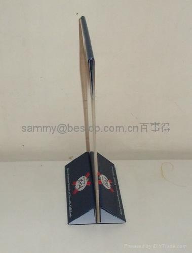acrylic menu holder/table tent/sign holder/SIGN HOLDER
