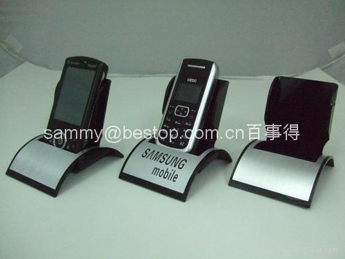 acrylic hand phone display