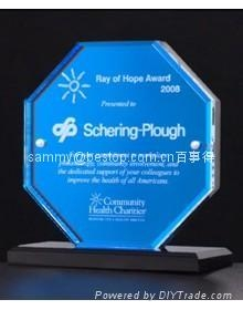 Acrylic Awards / Trophy / Plaques/Acrylic Awards  | Engraved Acrylic Awards  | Lucite Awards