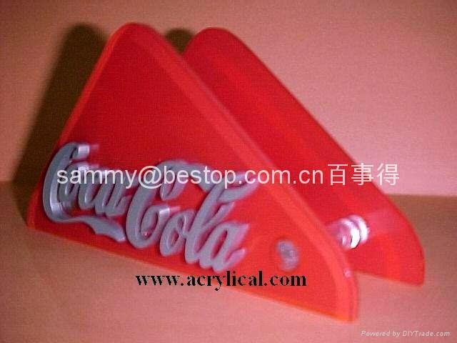 acrylic coaster size:100mmx100mmx4mm