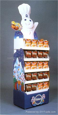 POP countertop display stand