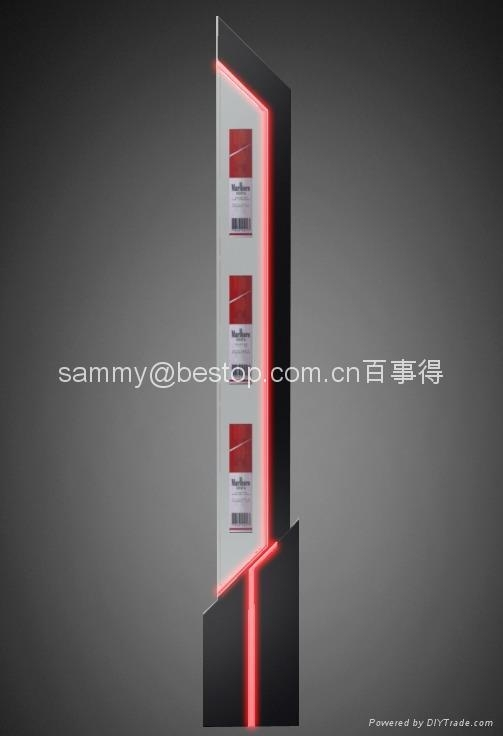 countertop display stand,Acrylic Cigarette Display ,Cigarette POP display stand,Cigarette Carbinet