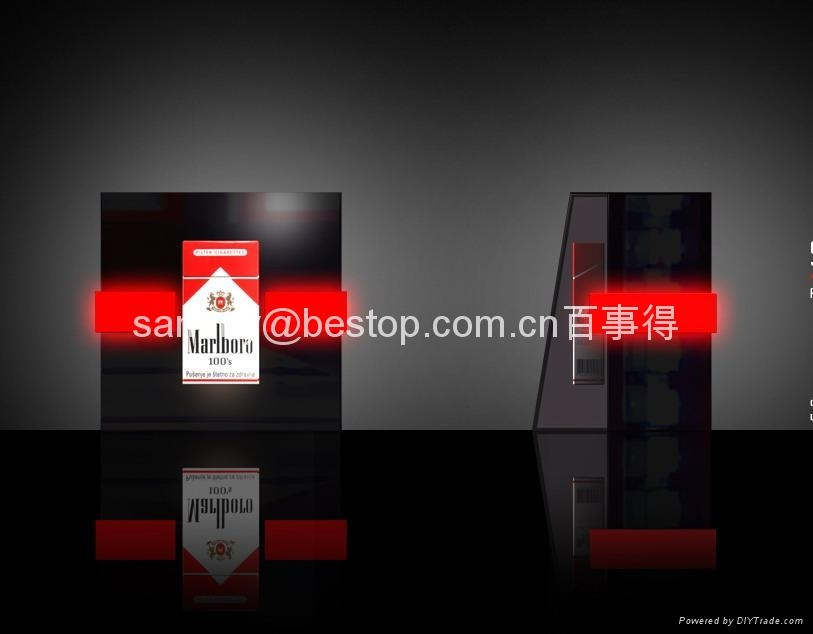 LED cigarette display stand,Acrylic Cigarette Display ,Cigarette POP display stand,Cigarette Carbinet