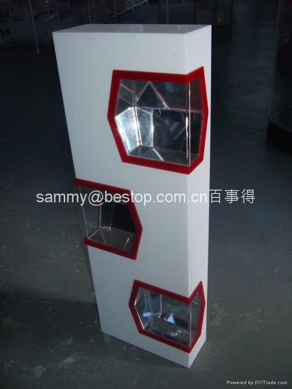 acrylic display stand with LED ,Acrylic Cigarette Display ,Cigarette POP display stand,Cigarette Carbinet
