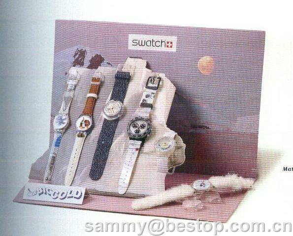 有机玻璃手表展示道具