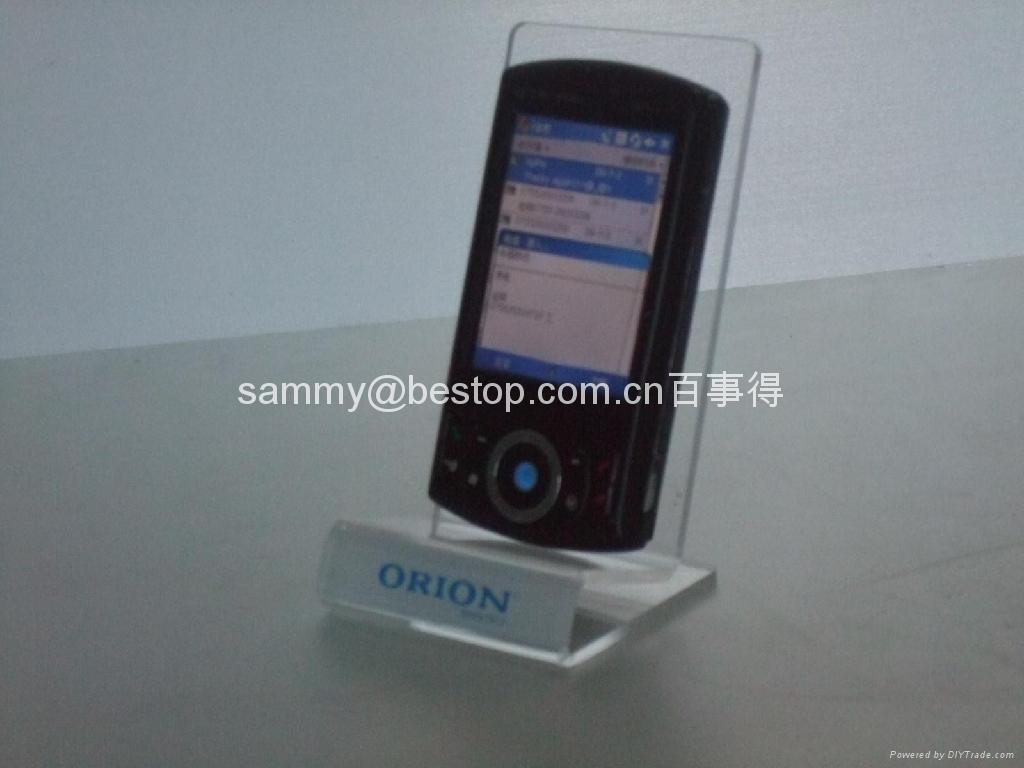 acrylic phone display stand