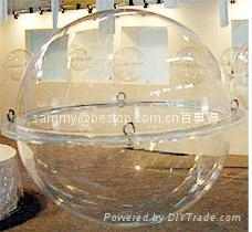 acrylic dome,Acrylic Dome dipslay,transparent large acrylic sphere,large clear acrylic dome,acryllic large plastic dome