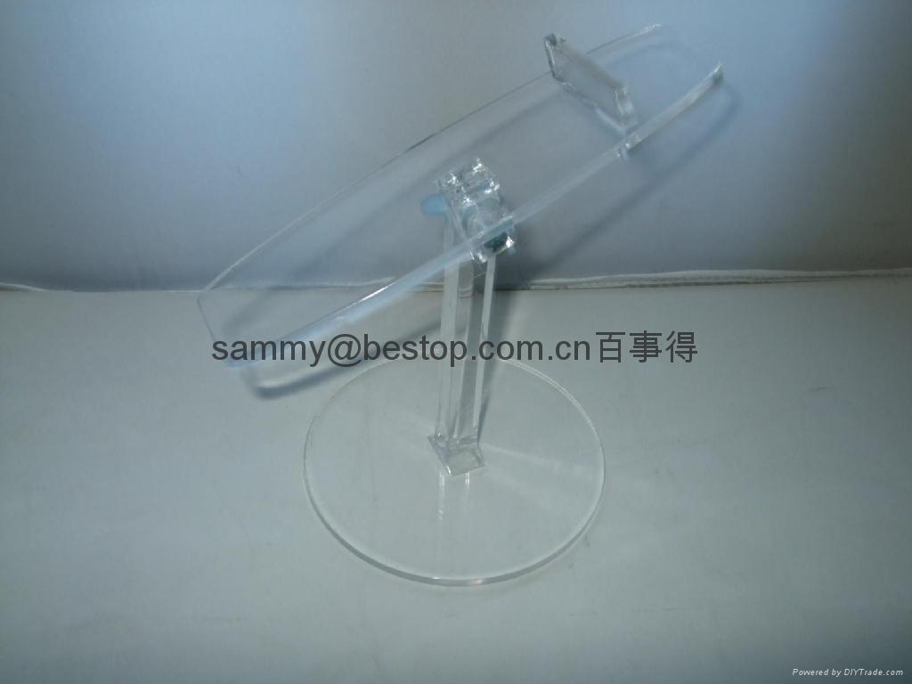 有機玻璃鞋架(展示架) 2